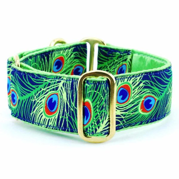 Paradise Found Navy - Exclusive Dog Collar
