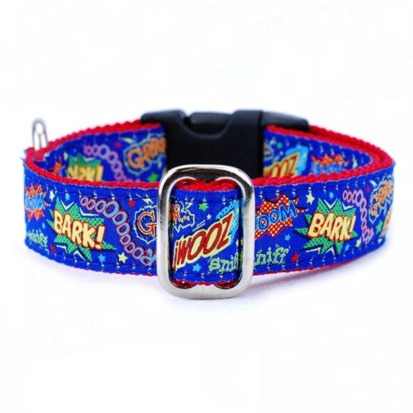 "1"" Super Dog Essential Dog Collar"