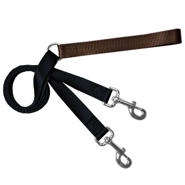 Training Leash Black and Brown