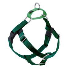 Kelly Green Freedom No-Pull Dog Harness