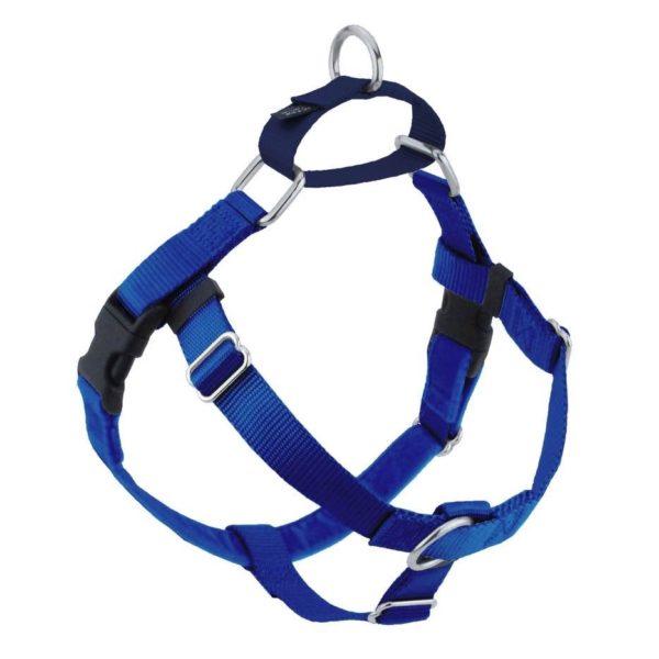 Royal Blue Freedom No-Pull Dog Harness
