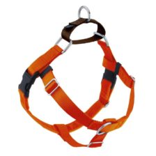 """Rust 1"""" Only Freedom No-Pull Dog Harness"""