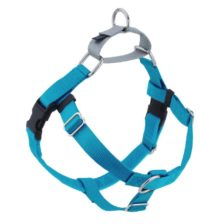 Turquoise Freedom No-Pull Dog Harness