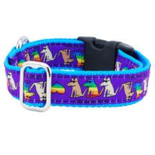 """1"""" Choose Love Teddy The Dog Essential Collar"""