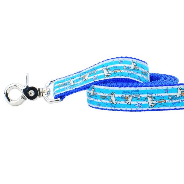 """1"""" Nauti Dog/Good Boy Teddy The Dog 5ft Essential Leash"""